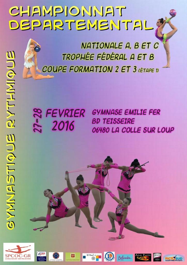 equipe 2016 La Colle