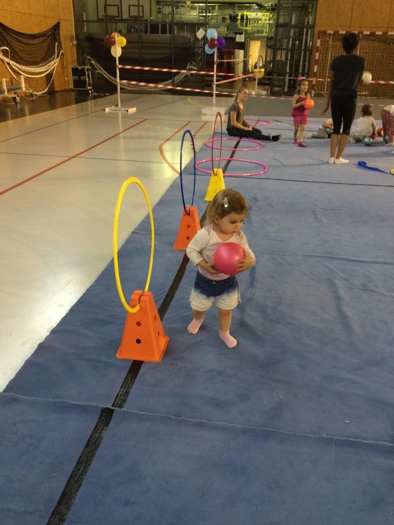 Fête de la baby Gym
