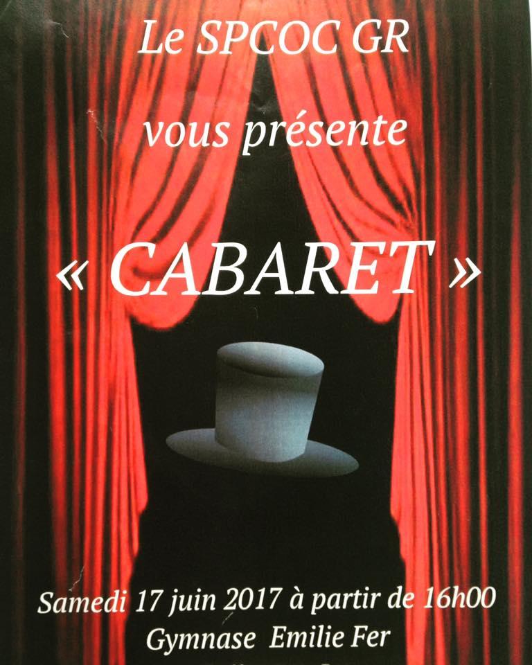 cabaret SPCOCGR